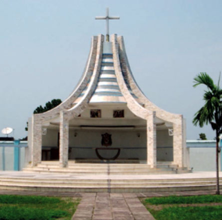 Shrine of Our Lady of Peace of Fatima Kinshasa, Democratic Republic of the Congo